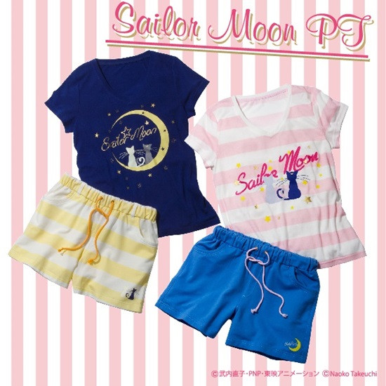 pijama sailor moon